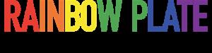Rainbow Plate Logo